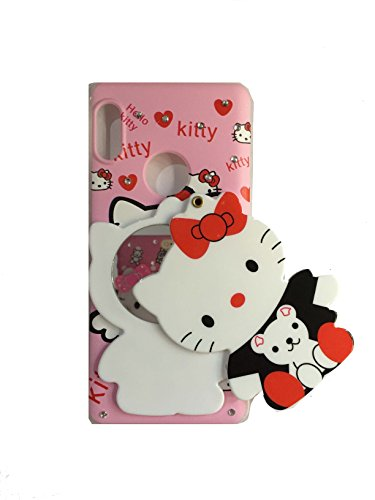 size 40 f7f46 2b211 Dream2Cool Mirror Hello Kitty Special Girl's Designer Back Case Cover for  Xiaomi Redmi Note 5 Pro (Colours May Vary)