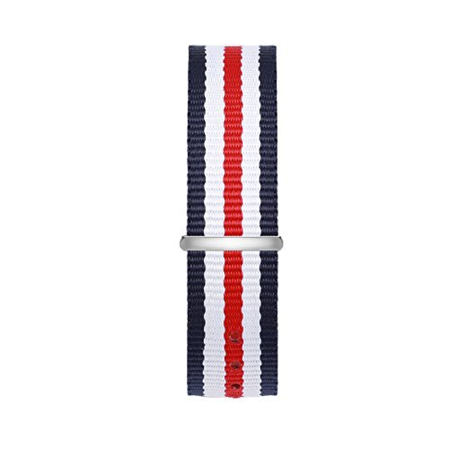 time100-cinturino-bicolore-bianco-rosso-e-blu-perfetto-sostituito-materia-di-nylon-resistente-alla-s