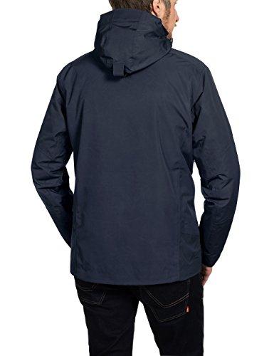 VAUDE Herren Doppeljacke Gald 3-in-1 Jacket eclipse