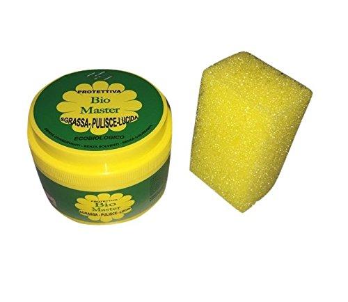 Pasta protettiva sapone detergente bio master® sgrassa pulisce lucida cappa cucina auto forno lavello lavandino 100% biodegradabile 400g ( no bio mex)fastshopping