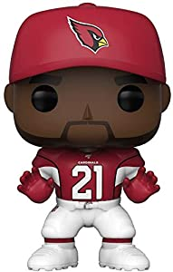Funko- Pop Figura De Vinil: NFL: Cardinals-Patrick Peterson (Home Jersey) Coleccionable, Multicolor (42877)