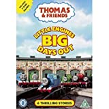 Thomas The Tank Engine And Friends: Little Engines, Big Day Out [DVD]