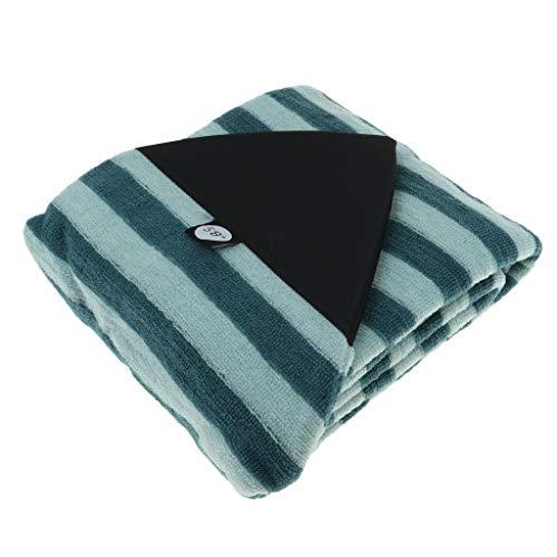 IPOTCH Premium Surf Stretchy Surfboard Sock Tasche Cover Surfbrett Schutzhülle in 26 Größen zur Auswahl - 5,8 ft