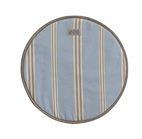 Organische Kochplatte - Eastnor (Blauer Streifen)