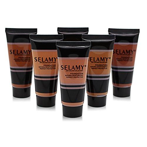 selamy-schonheit-schwarz-flussig-foundation-creme-make-up-frauen-dunkle-farbe-concealer-liquid-make-