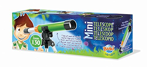Buki France Mini telescopio KT30T