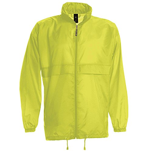 B&CDamen Jacke Ultra Yellow