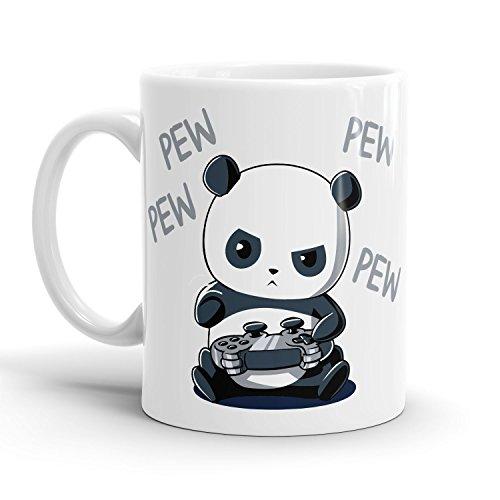 Preisvergleich Produktbild Gaming Panda - Tasse / Becher