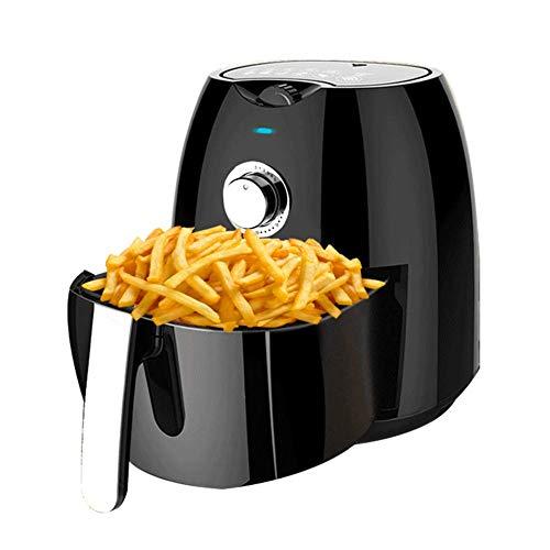 MISJIA Air Fryer Multi-Funktion Intelligente Keine Ölfries Haushalt 4.8L Für 2-3 People-Black