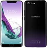 DOOGEE Y7 Plus Android 8,1 4G LTE Smartphone Ohne Vertrag – 6,18 Inch Bildschirm (1080 * 2246 FHD+), MT6757 2,5GHz 6GB + 64GB, Schlankes Elegantes Design, 16MP+13MP, 5080mAh Akku - fantasma Viola