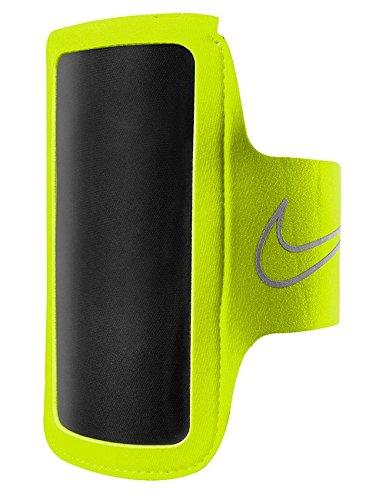 Nike Erwachsene Lightweight Arm Band 2.0 Armband, Volt/Silver, OSFM (Schuhe Armee-erwachsene)