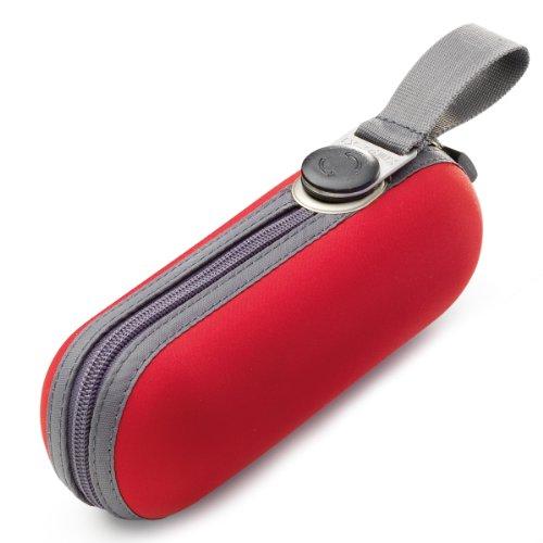 Knirps X1 811 Taschenschirm rot