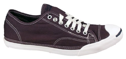 Converse - Jack Purcel LP Canvas Shoes in Nine Iron Grey Nine Iron Grey