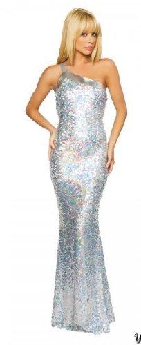 DLucc Europa und elegante Frau sexy Unterwäscheprinzessin sexy Königin Kleid Schulterkleid DS - Elegante Kostüm Alice