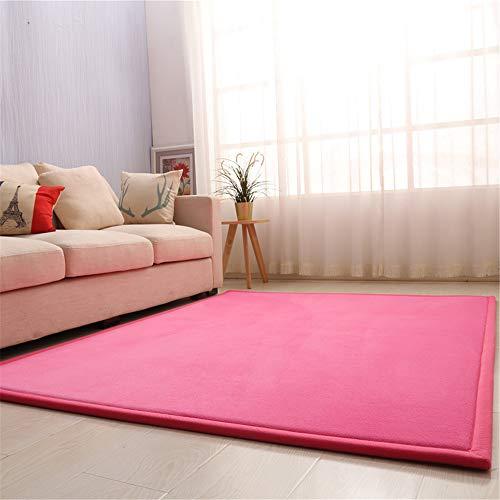 Klein Ball Teppich-Weiche Hochflor Teppich Für Wohnzimmer Europäischen Hause Warme Plüsch Boden Teppiche Flauschigen Matten Kinderzimmer Wohnzimmer Mats150X200CM -