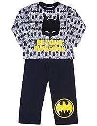 Batman DC Comics - Pijama Dos Piezas - para niño