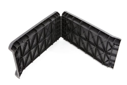 Easipet Pet Ramp for Dogs in Plastic, Folding Lightweight and Strong (Black) 3