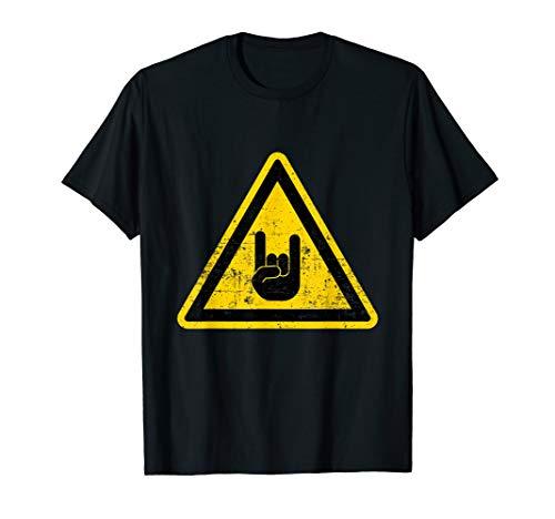 Band T-shirt Black Metal Death fun Pommesgabel Rock Kinder