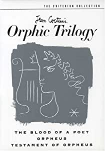 Criterion Coll: Jean Cocteau's Orphic Trilogy [DVD] [2000] [Region 1] [US Import] [NTSC]