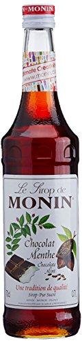 Monin Premium Chocolate Mint Syrup 700 ml