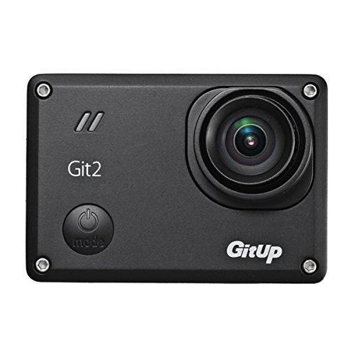 GitUp Git22K WiFi Action Camera Novatek 96660Wiederaufladbare mit F2.84.35mm 16m FOV 90Grad Lens Electronic-light-action-kit