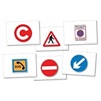 Wildgoose Education Road Signs Cards (WG4201)