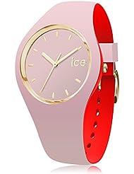 Ice-Watch Loulou Montre Femme Analogique Chronomètre avec Bracelet en Silicone – 007234
