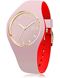 Ice-Watch Loulou Frauenuhr Analog Quarz mit Silikonarmband – 007244