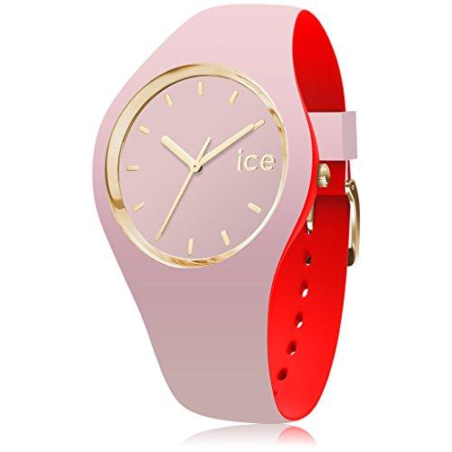 Ice-Watch Reloj Analógico para Mujer de Cuarzo con Correa en Silicona 7244