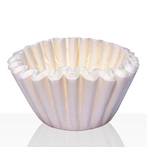 Korbfilter für Bonamat, Bartscher und Animo 4000 Stk. weiß, Kaffeefilter 84/250mm thumbnail