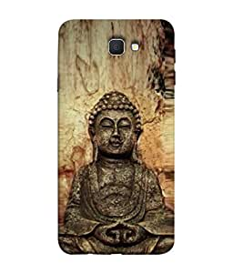 PrintVisa Designer Back Case Cover for Samsung Galaxy J7 Prime (2016) (Travel Peace Tourism Asian Small Fountains)