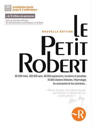 Le Petit Robert De La Langue Francaise: Download for PC/Mac par From Le Robert