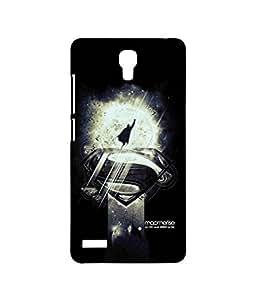 Licensed DC Comics Superman Premium Printed Back cover Case for Xiaomi Redmi Note 4G