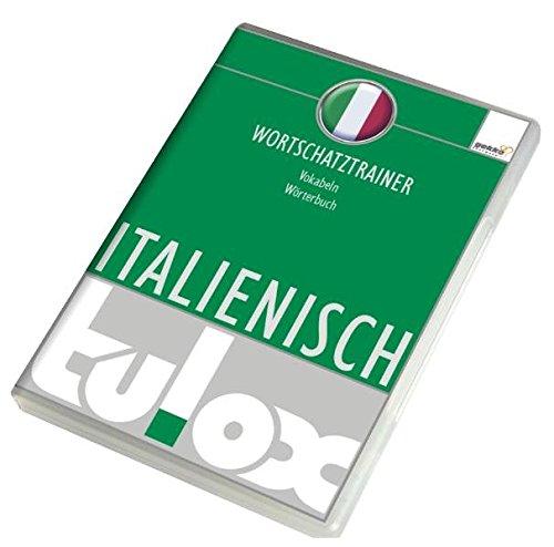 tulox – Der große Vokabeltrainer Italienisch mit 20.000 vertonten Vokabeln