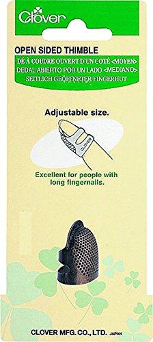 Clover - Dedal Ajustable con Apertura Lateral (tamaño pequeño)