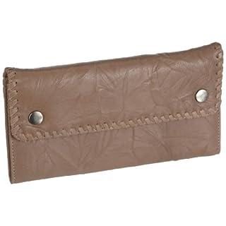 Maanii maanii wallet 982460 Damen Portemonnaies, Beige  (Dessert), 19,5x11x1,5 cm (B x H x T)