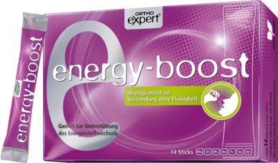 Energy-boost (energy-boost Orthoexpert Direktgranulat, 14x3.8 g Direktgranulat)