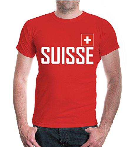 buXsbaum T-Shirt Schweiz