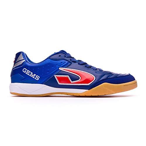GEMS Viper FX Calcio A 5 Indoor 008IN18 Blu Azzurro (42)