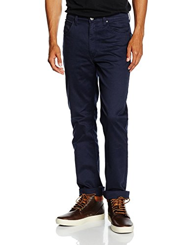 Lee L452jr-Pantaloni Uomo    French Navy 31^42