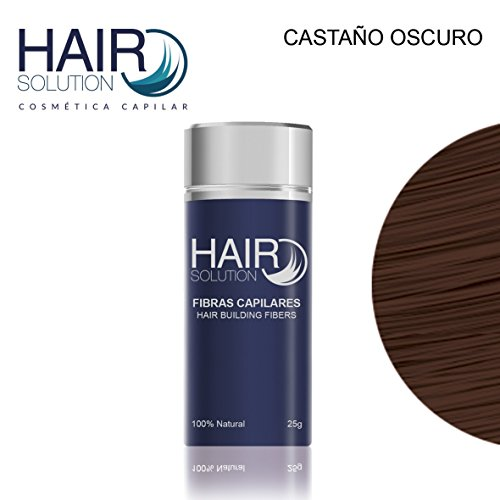 Fibras Capilares Hair Solution - Oferta envase de 25g.