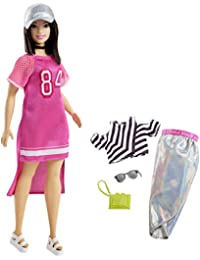 Barbie Set in Argento Rock con Cappuccio b336020da15