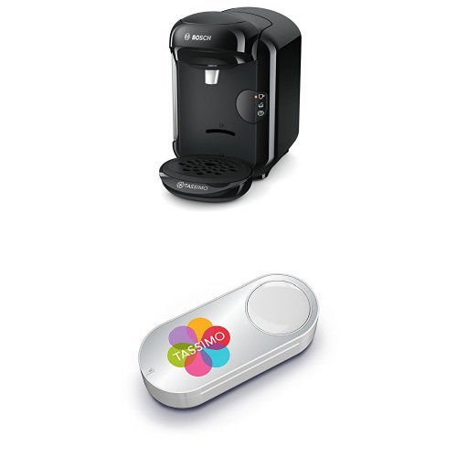Preisvergleich Produktbild Bosch TAS1402 Tassimo Kapselmaschine Vivy 2 + Dash Button