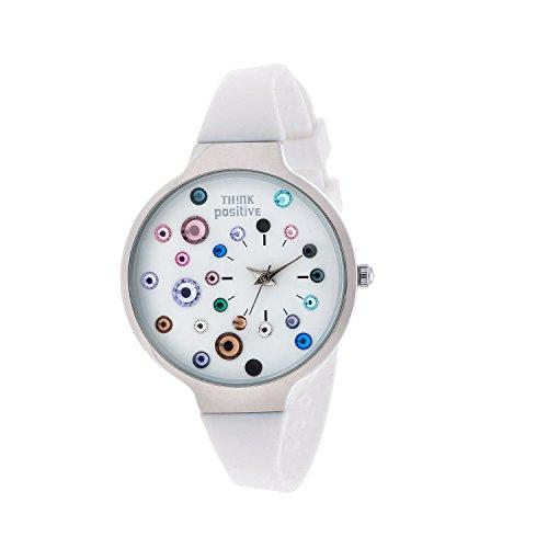 ladies-think-positiver-model-se-w87-medium-strap-of-silicone-color-white-fantasy