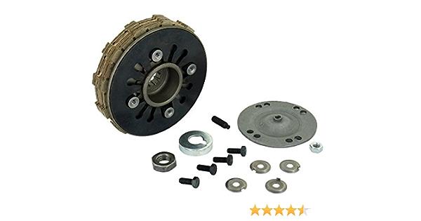 Kupplungspaket Einbaufertig Für Kr51 1 Sr4 2 Sr4 3 Sr4 4 S50 Tellerfeder 1 6mm Neue Ausführung Aufbau Wie S51 S53 Auto