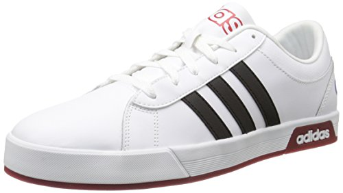 meet b0613 ffa1f Adidas f98764 Neo Men S Daily 9tis Lace Up Shoe White Grey Solar Blue 11 5  D M Us- Price in India