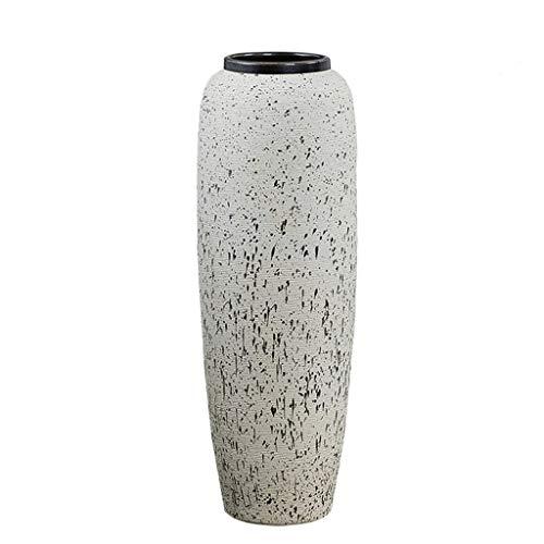 Cilindro jarrón decorativo Jarrón AXZHYZ19060829