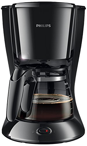 Philips HD7447/20 920-1080Watt Coffee Maker (Black)
