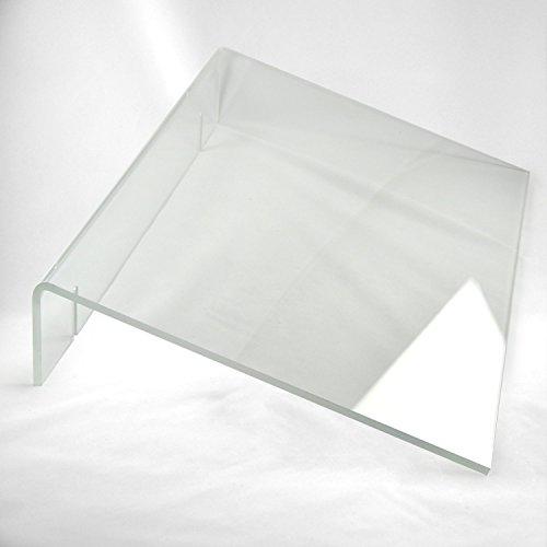 Lichtschachtabdeckung/Kellerschachtabdeckung/Regenschutz aus Acryl/Plexiglas zum Anschrauben 1100 x 450 mm