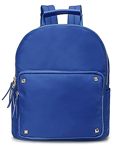 485a751608 A Borsa 2 Donna Big Zainetto - Handbag Design Blue Electric Shop ...